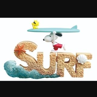 スヌーピー(SNOOPY)の【新品】スヌーピー コレクション オブ ワーズ 3 サーフ SURF(キャラクターグッズ)