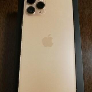 iPhone - 美品SIMフリー★ゴールド★iPhone 11 Pro  256GB