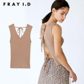 フレイアイディー(FRAY I.D)のフレイアイディー 新品未使用(カットソー(半袖/袖なし))