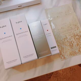 b.glen - ビーグレン セット 化粧水 美容液 クリーム Cセラム