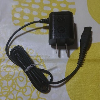 フィリップス(PHILIPS)のフィリップス シェーバー バリカン用ACアダプター 充電器 HQ850(バッテリー/充電器)