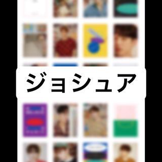 セブンティーン(SEVENTEEN)のSEVENTEEN HYBE INSIGHT グッズ ポストカード ジョシュア(K-POP/アジア)