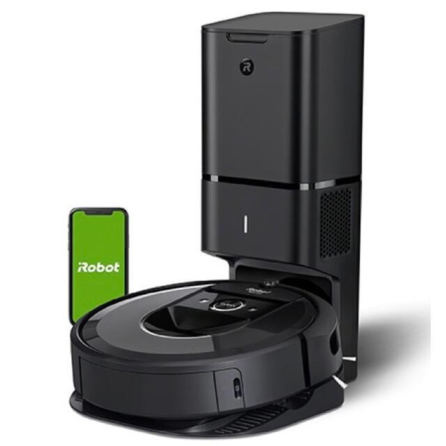 iRobot(アイロボット)のiRobot ルンバi7+ 新品未使用 スマホ/家電/カメラの生活家電(掃除機)の商品写真