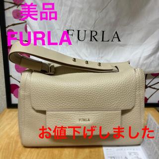 フルラ(Furla)の美品FURLA ショルダーバッグ(ショルダーバッグ)