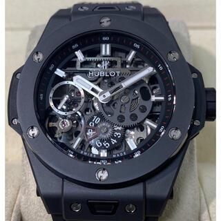 ウブロ(HUBLOT)の定価256万【国内正規品・超美品】HUBLOT ビッグバン メカ10 スケルトン(腕時計(アナログ))
