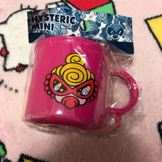 HYSTERIC MINI - ヒステリックミニ コップ ピンク