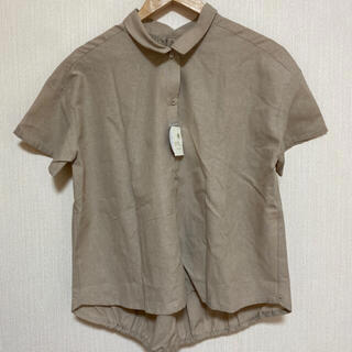 アースミュージックアンドエコロジー(earth music & ecology)のシャツ/カシュクール(シャツ/ブラウス(半袖/袖なし))