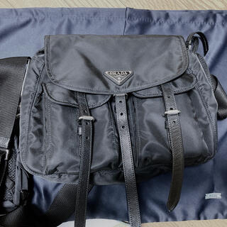 プラダ(PRADA)の今期 売り切れ プラダ サフィアーノ ショルダーバッグ 1BD225 (ショルダーバッグ)