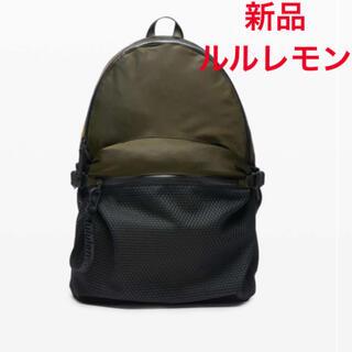 ルルレモン(lululemon)の新品 ルルレモン   All Hours Backpack(リュック/バックパック)