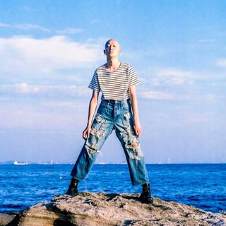 JOHN LAWRENCE SULLIVAN - 【名作】19ss SUGARHILL クラッシュデニム