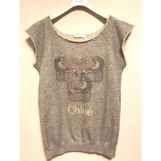 クロエ(Chloe)のChloe クロエ(Tシャツ(半袖/袖なし))