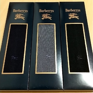 バーバリー(BURBERRY)のBURBERRY メンズソックス(ソックス)