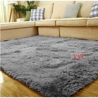 洗える絨毯 じゅうたん 抗菌 滑り止め 長方形 (约 160cmx200cm)(ラグ)