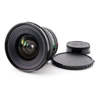 Canon - *訳あり*Canon New FD 20mm F/2.8 MF 広角レンズ
