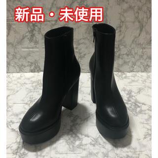 MURUA - MURUA ショートブーツ 黒