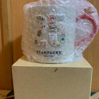 Starbucks Coffee - スターバックス日本上陸25周年を記念したマグカップ