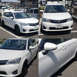 トヨタ - 商談中 カローラフィールダー nze-164 4wd