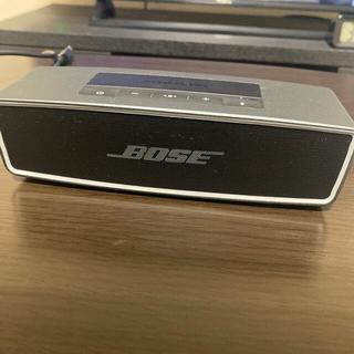 ボーズ(BOSE)のBOSE SoundLink Mini Ⅱ(スピーカー)