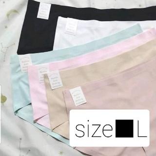 size L ■ダークピンク シームレスショーツ パンツ跡防止 ジム マタニテ