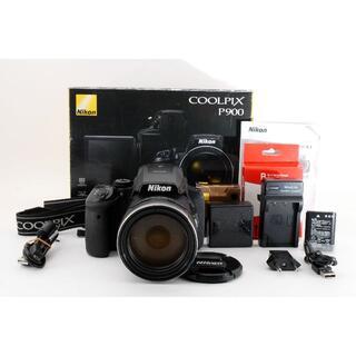 Nikon -  ニコン NIKON COOLPIX P900【動作確認済み 訳アリ品】
