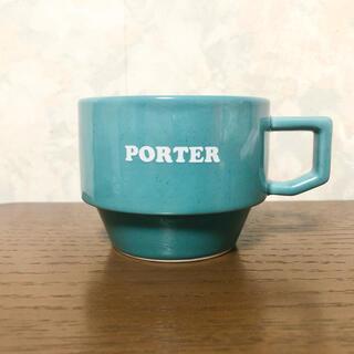 PORTER - PORTER×hasami ポーター ハサミ マグカップ ブロックマグ 非売品