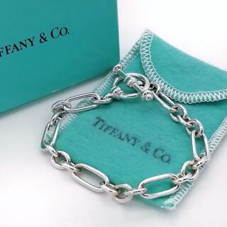Tiffany & Co. - 極希少 ヴィンテージ ティファニー トグル チェーン ブレスレット UY30