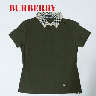 バーバリー(BURBERRY)のBURBERRY LONDON   シャツ レディース バーバリー(シャツ/ブラウス(半袖/袖なし))