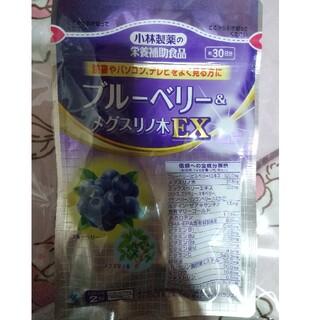 コバヤシセイヤク(小林製薬)の小林製薬 ブルーベリー&メグスリノ木EX(その他)