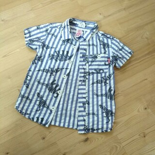 F.O.KIDS - ●F.O.KIDS●男の子 110シャツ●恐竜好き●美品●