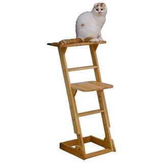 キャティーマン (CattyMan) 木製 猫専用見晴らし台(猫)