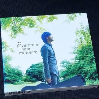 初回限定盤 evergreen