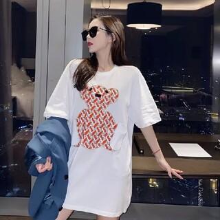 ザラ(ZARA)の新品🌴デザイナーファッションBEARトップス(Tシャツ(半袖/袖なし))