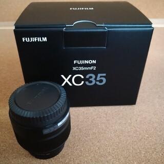 富士フイルム - FUJINON XC35mm F2