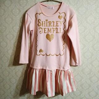 Shirley Temple - シャーリーテンプル130ワンピース トランプ