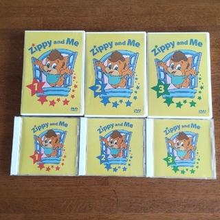 ディズニー(Disney)のDWE  Zippy and Me【ジッピーアンドミー】 DVD&CDのセット(キッズ/ファミリー)