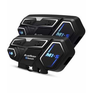 バイク インカム M1-S 最大8人同時通話 Bluetooth4.1(その他)