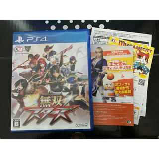 Koei Tecmo Games - 送料無料 PS4 無双スターズ