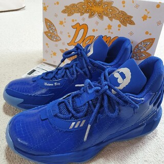 アディダス(adidas)のDAME7 US10.5(スニーカー)