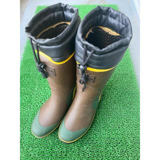 長靴 磯釣り ピンスパイク L 25.5-26.0(長靴/レインシューズ)