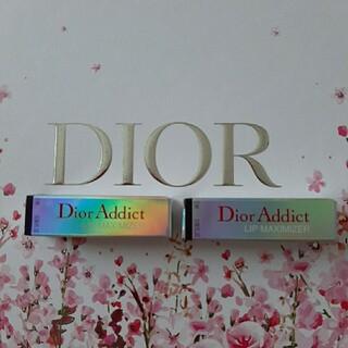 Dior - ディオールミニマキシマイザーセット