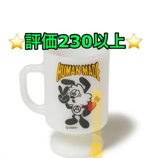 """ジーディーシー(GDC)のHUMAN MADE VERDY Mug """"White""""(グラス/カップ)"""