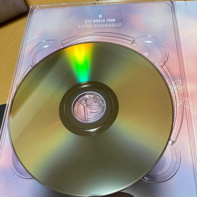 防弾少年団(BTS)(ボウダンショウネンダン)のBTS ラブユアセルフDVD  エンタメ/ホビーのCD(K-POP/アジア)の商品写真
