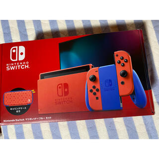 Nintendo Switch - Nintendo Switch マリオレッド