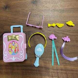 ディズニー(Disney)のディズニー レミン&ソラン おしゃれキャリーセット(ぬいぐるみ/人形)