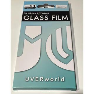UVERworld GLASS FILM ガラスフィルム UVER (保護フィルム)