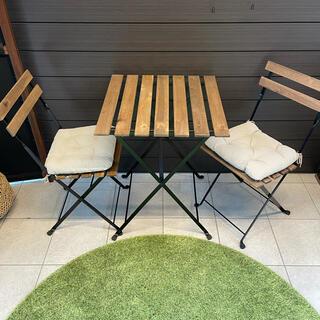 IKEA - IKEA TARNO ガーデンチェア 椅子 2脚セット