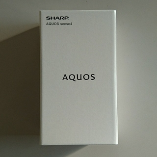 ANDROID - AQUOS sense 4 SH-M15