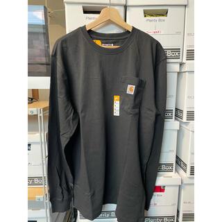 カーハート(carhartt)のCarhartt ロングスリーブ Tシャツ ロンT ポケT カーハート K126(Tシャツ/カットソー(七分/長袖))