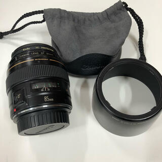 キヤノン(Canon)のef85mm f1.8 usm Canon(レンズ(単焦点))