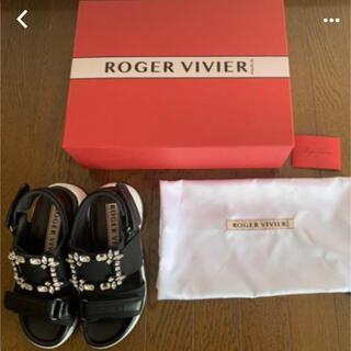 ROGER VIVIER - roger vivierサンダル